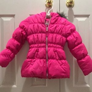 Girls puffer coat!